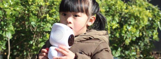 会讲故事的智能机器人,也是孩子童年好玩伴 — 彭彭乐乐智能机器人体验