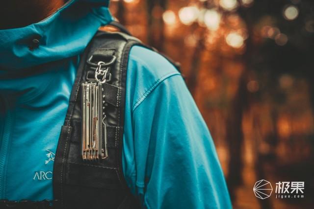 口袋里的装备集合-三刃木751多功能军刀使用评测