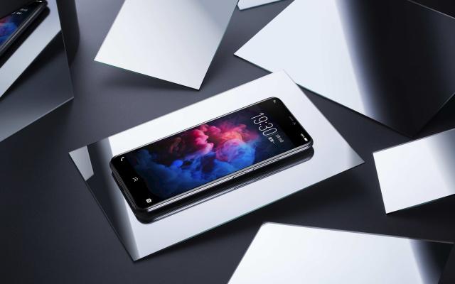 vivo X21 屏幕指纹手机