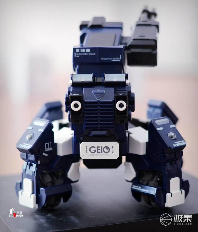 工匠社遥控机器人