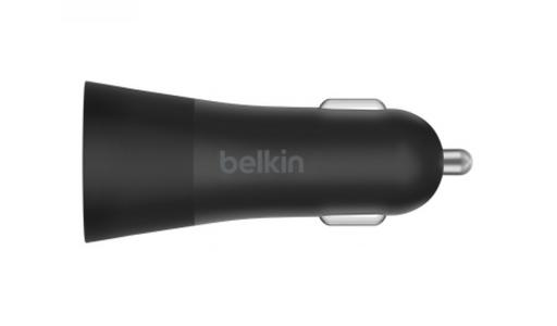 贝尔金推车载充电器,可为iPhone X快充