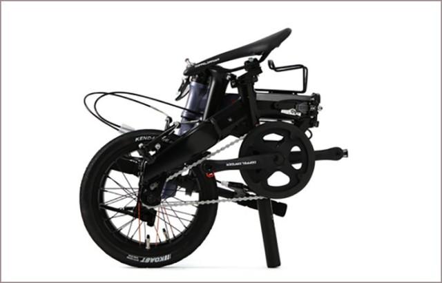 DOPPELGANGER折叠自行车