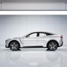 百公里加速接近3秒,这辆SF车或将重新定义电动SUV
