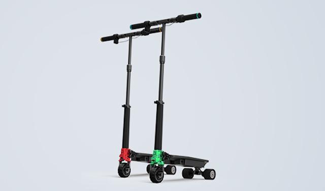 轻度智能代步车 首发试用