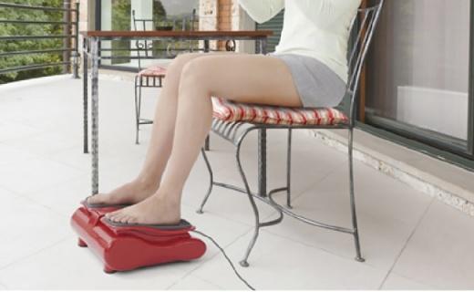 稻田足疗机:双重节奏式按摩,舒缓疲劳能瘦腿