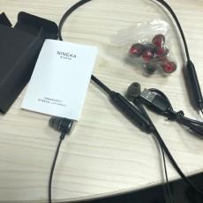 轻小降噪——NINEKAs1无线运动蓝牙耳机体验