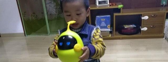 布丁迷你豆智能机器人能说会唱-宝宝的最爱