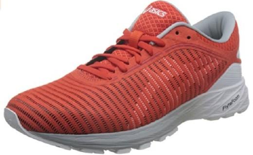 亚瑟士DynaFlyte 2跑鞋:科技鞋面贴合舒适,中底支撑缓震