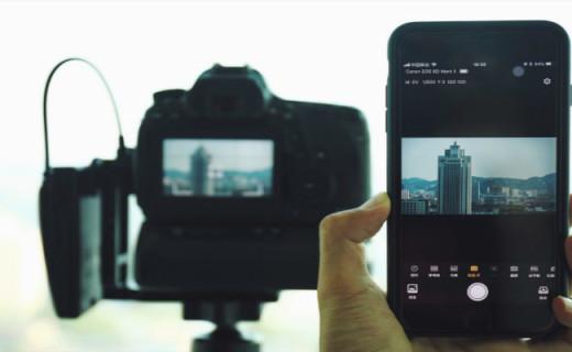 把你的单反装到手机里,CamFi Pro(卡菲专业版)测评