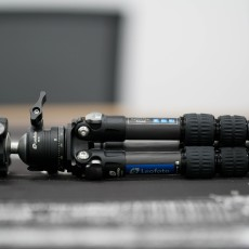 旅行摄影好帮手--徕图游侠碳纤三脚架套装