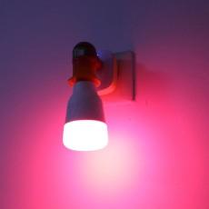 Yeelight LED彩光燈泡體驗:擦出愛情火花秘密武器!