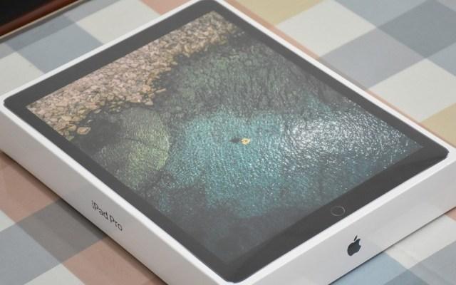大屏超爽体验——iPad Pro 12.9英寸简评
