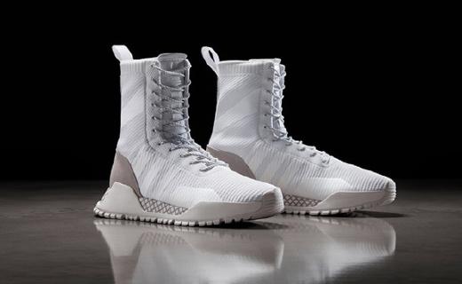 灵感来自德国特种部队!阿迪发布秋冬机能军事鞋