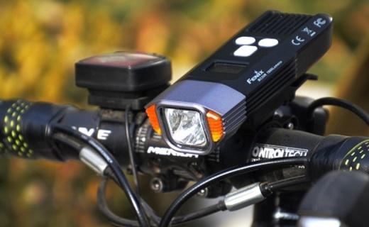 将前路照亮 为夜骑护航—细说FENIX菲尼克斯BC35R车灯