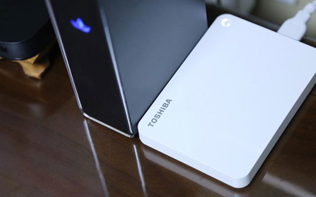 读写稳定且迅速,数码控外出的最佳伴侣 — 东芝V9移动硬盘测评