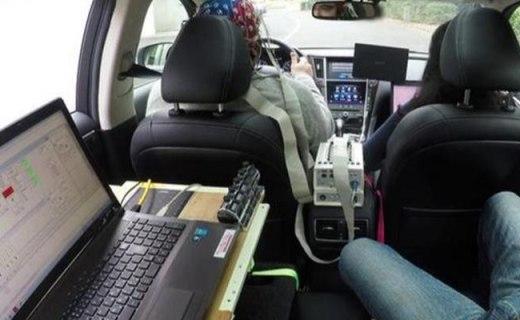 日产新技术亮相CES,用脑电波开车