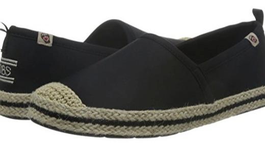 斯凯奇BOBS系列休闲鞋:弹力布料舒适贴脚,一脚蹬设计穿脱方便