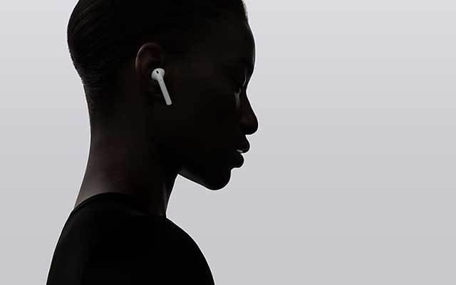 苹果(Apple)AirPods无线耳机