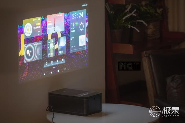 投影新物种,桌面变触屏,puppycube体验