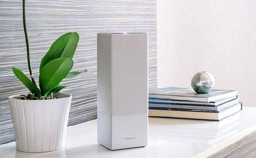 松下联手谷歌推智能音箱:媲美Sonos One,本月正式推出