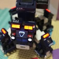 买给孩(Zi)子(Ji)的玩具——GEID竞技机器人