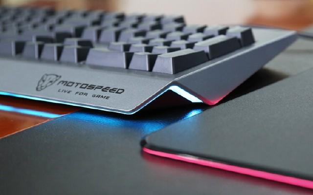 经典再续 樱桃主义!——摩豹CK99樱桃红轴机械键盘开箱