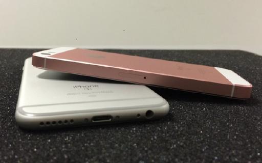 """带你看看新iPhone是否""""旧瓶装新酒"""",iPhone SE体验"""