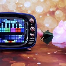 不止是震撼低音,Tivoo蓝牙音箱带你玩转像素新世界