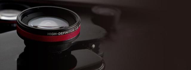 手心大小的镜头,却让手机拍片也能秒杀单反 — zeallife手机镜头体验 | 视频