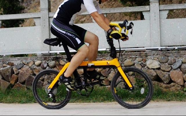高阶保护带压缩 呼吸顺畅排汗强——CRAFT Grand Tour背带骑行裤体验