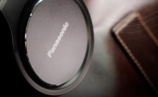 松下 RP-HD10头戴式耳机:高解析净享纯音,匠心设计佩戴舒适