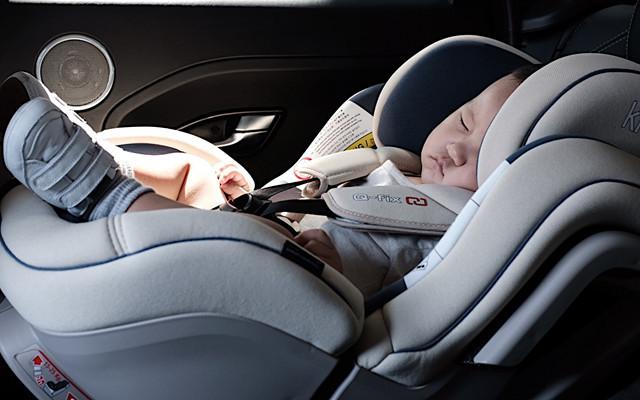 远距离带娃出行法宝,保障宝宝舒适睡眠 — kiwy 安全座椅评测