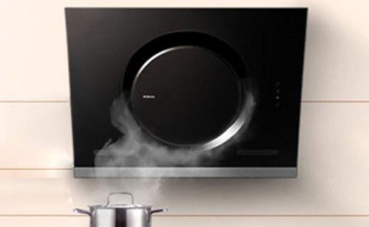 老板26A5抽油烟机:370Pa静压强劲排烟,环形负压更大吸力