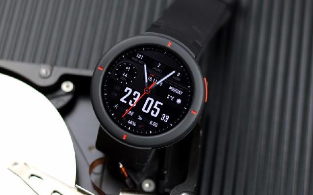 小米生态链Amazfit智能手表,功能强大可玩性较高