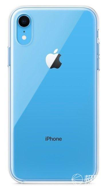 iPhoneXR开卖,大概只有这款透明壳配得上它