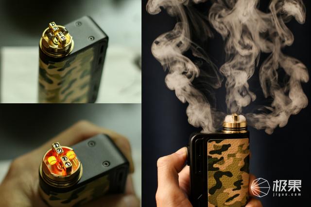 克莱鹏smoant卡隆218电子烟