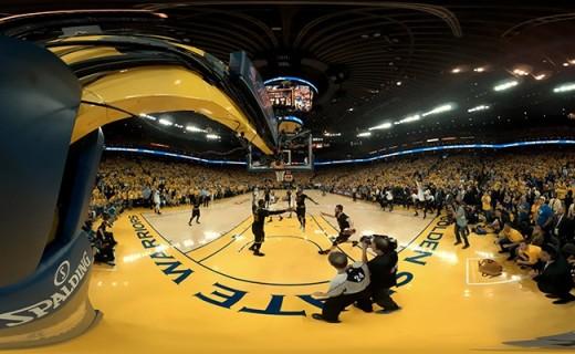 球迷福利!NBA将在本赛季所有直播中加入VR技术