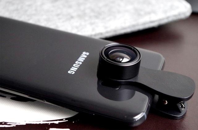 zeallife无畸变手机镜头