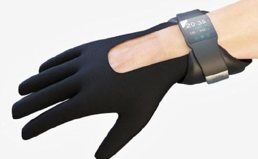 这黑手套能加速手伤康复,还能让你变大力士