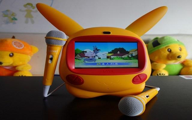 视频│宝贝扔掉iPad,选择乐源智能早教机的秘密