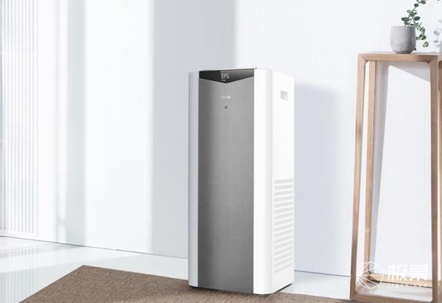 352X50空气净化器家用卧室除菌除雾霾