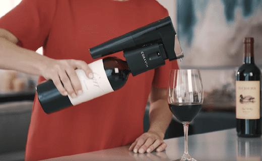开瓶盖都智能化了?不掀盖就能喝,还自带保鲜功能