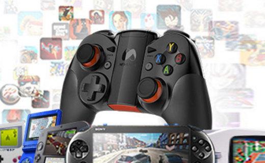 NGDS N1 Pro游戏手柄:蓝牙连接支持多设备,适配主流游戏