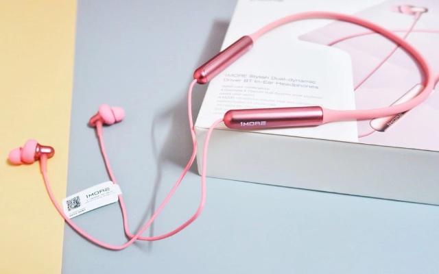 1MORE Stylish雙動圈頸掛式藍牙耳機,讓生活更動聽