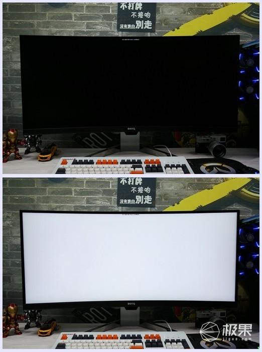 明基(BenQ)新品曲面显示器