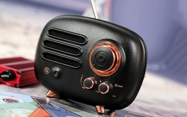有情怀有颜值又好玩的复古蓝牙小音箱 — 猫王·RADIOOO积木式收音机评测