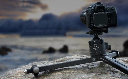 晟崴PANO-1三脚架:安装便捷,拍全景照片更完美