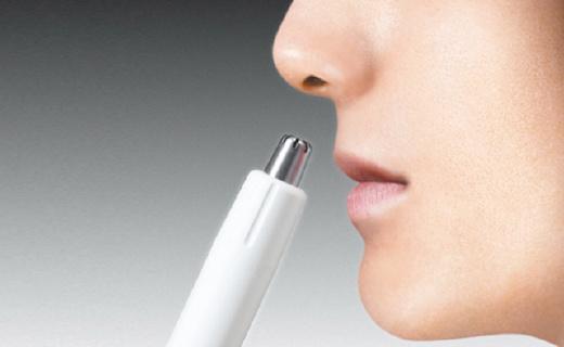 松下ER-GN20-K405鼻毛修剪器:双刃头剪修安全,还可修睫毛