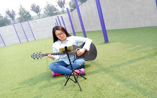 吉他缺席的青春都是遗憾,poputar智能吉他体验