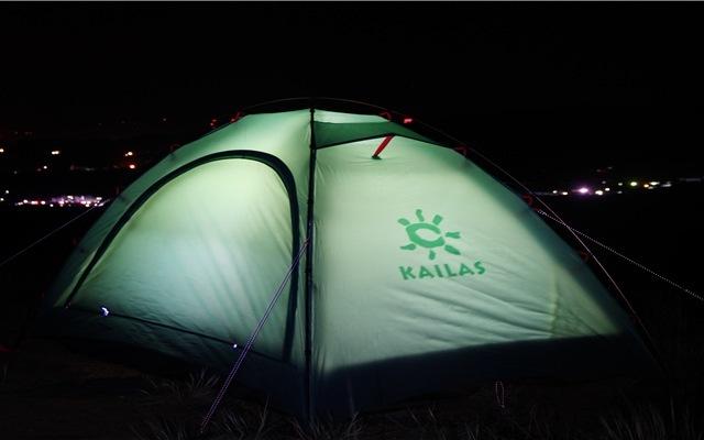 走到哪,哪里便是家,凯乐石天穹四季帐篷体验